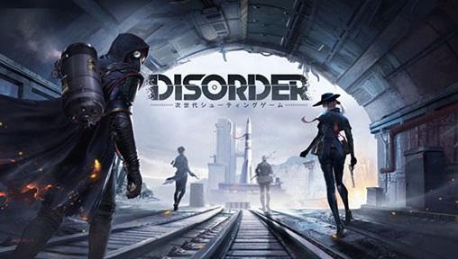 『Disorder』の【レビュー/評価】ゲーム内容や配信日はいつ?