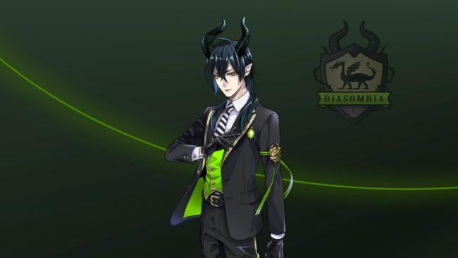 マレウス:制服